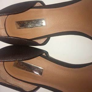 Halogen flats size 8.5 brown leather